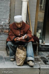 Teleurstelling-China