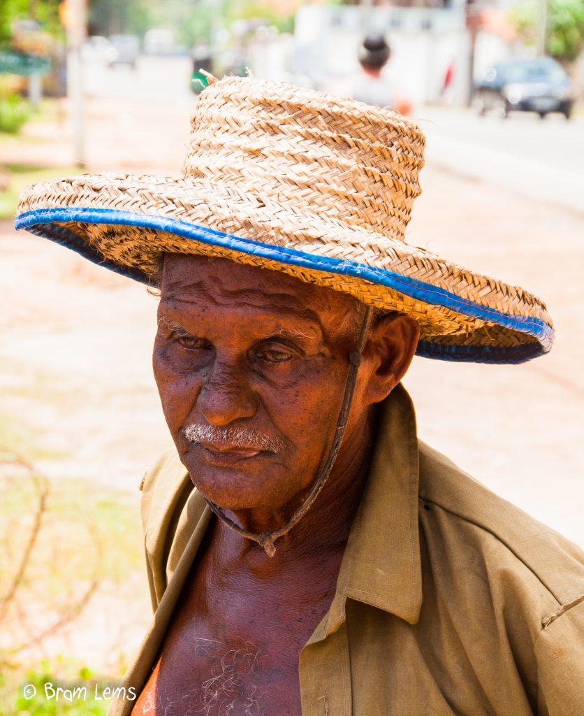 Portret-Srilankaan
