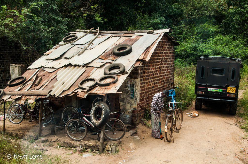 Fietsenmaker-Sri-Lanka