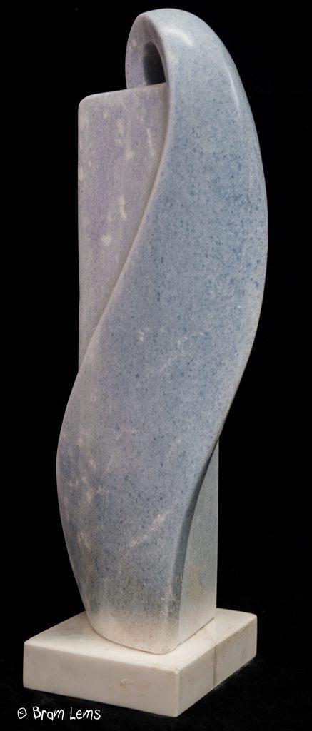 Abstract-Azul
