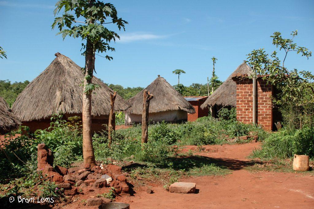 Dorpje-Kenia