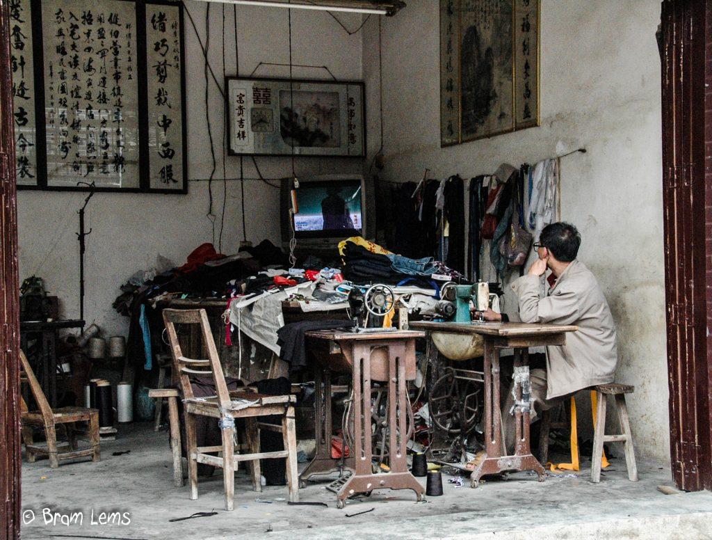 Naaiatelier-China