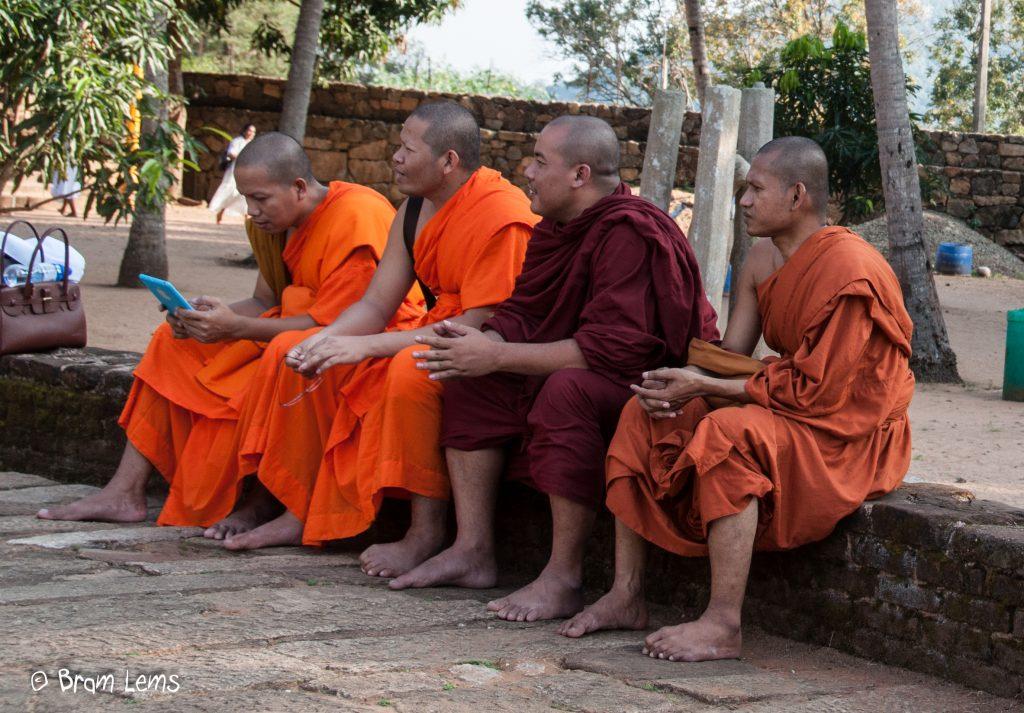 Monniken-Sri-Lanka