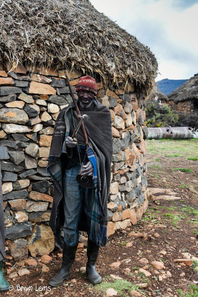 Lesoto-Man
