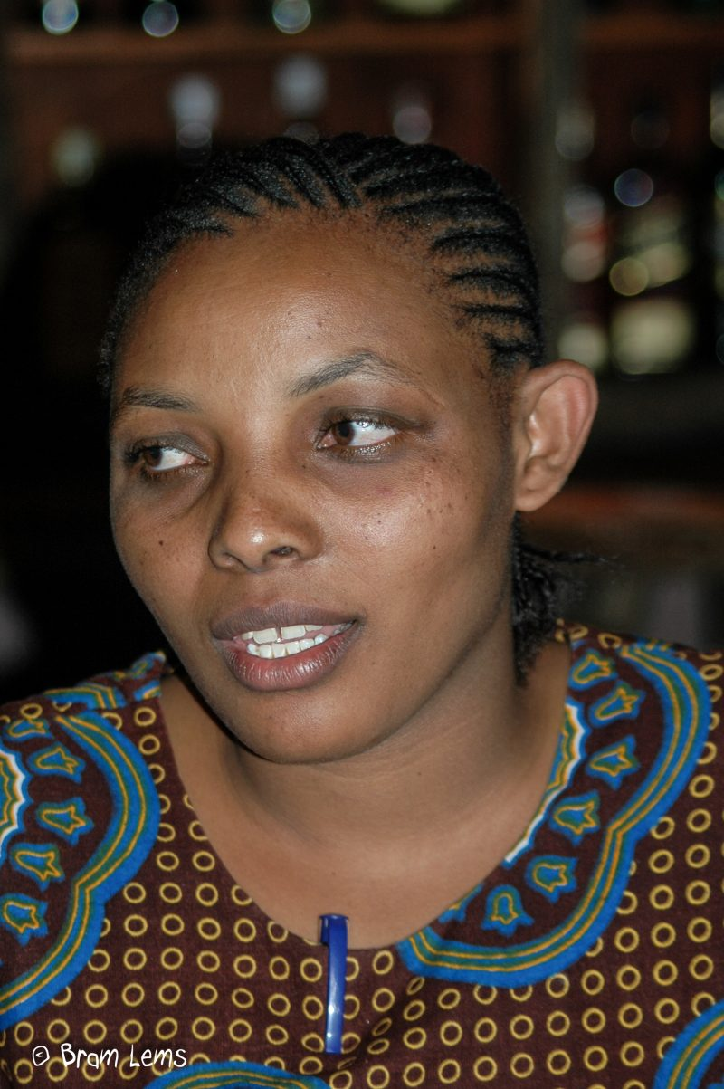 Portret-Tanzaniaanse